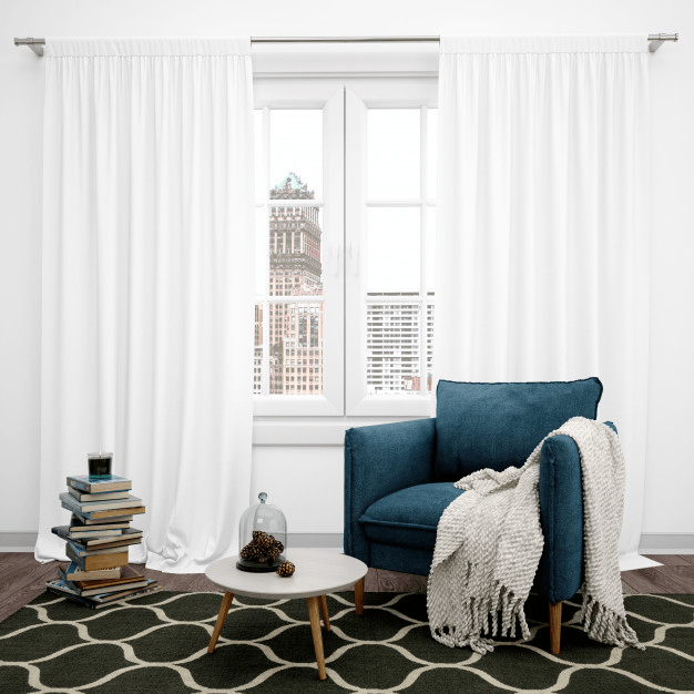 Curtains Vs. Drapes—Which to Select?